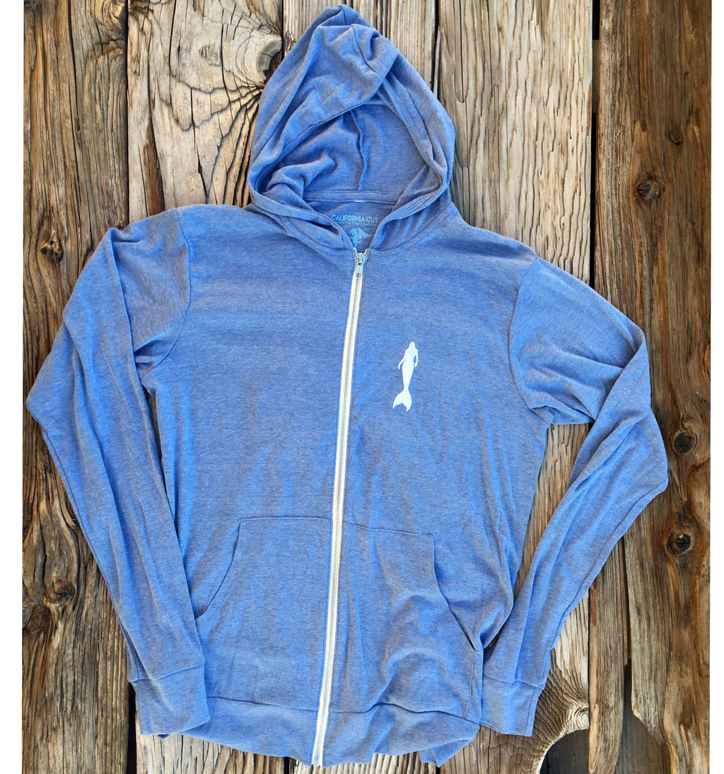 Mermaid Country Lightweight Full Zip