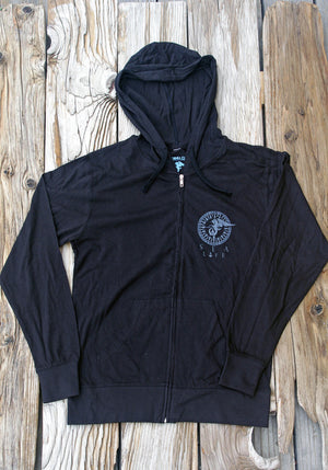 Moby Dick Lightweight Full Zip