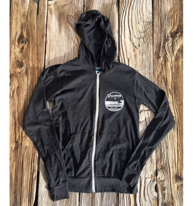Ventura Pier Lightweight Triblend Full Zip
