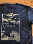 Ventura Sun+Waves Tshirt