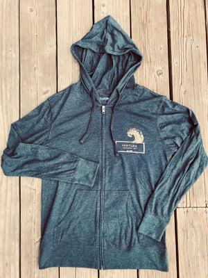 Ventura Sun & Wave Lightweight Full Zip