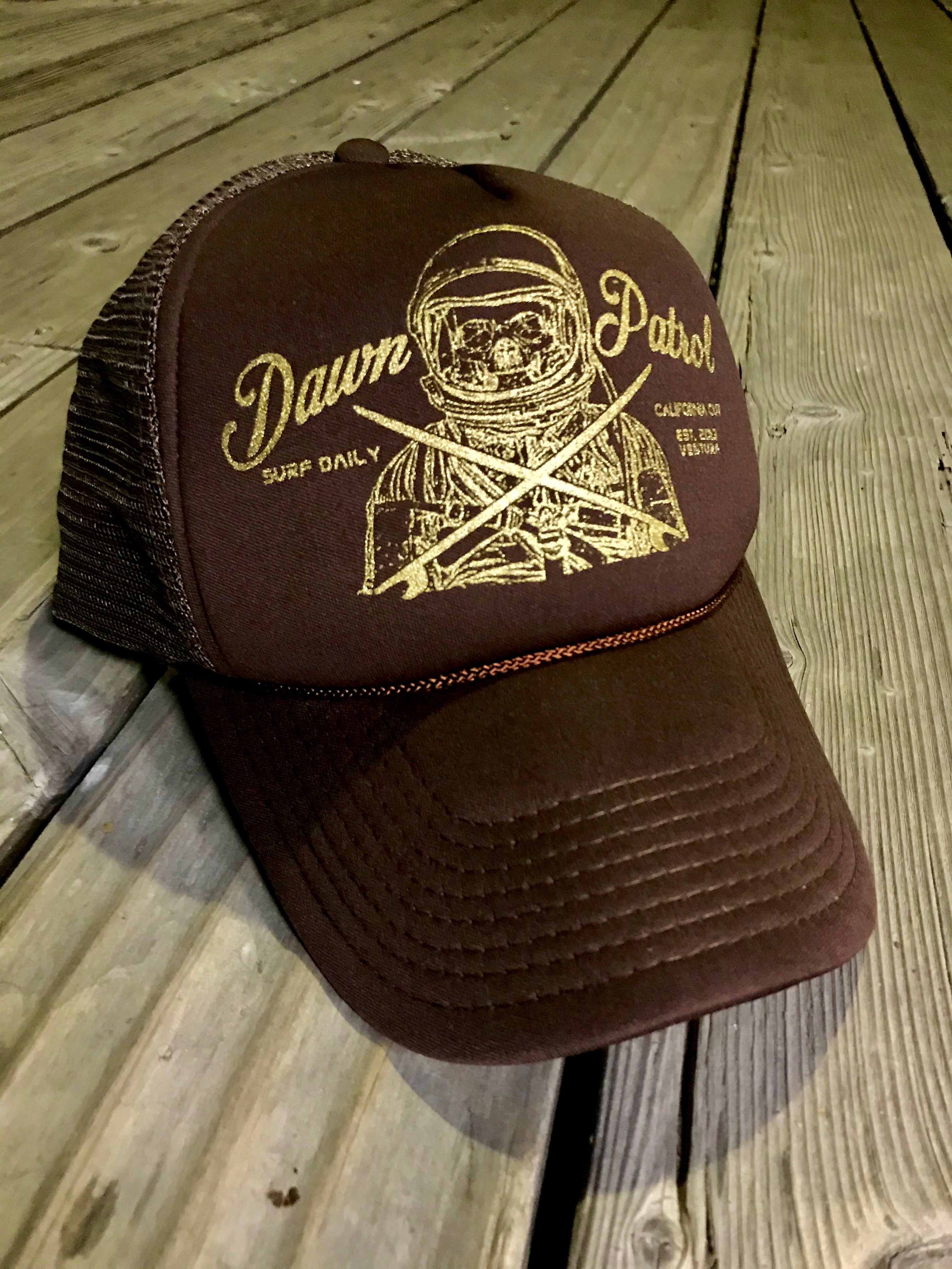 Dawn Patrol trucker hat