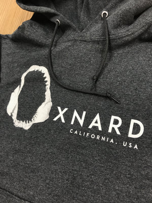 Oxnard Jaws midweight pullover hoodie
