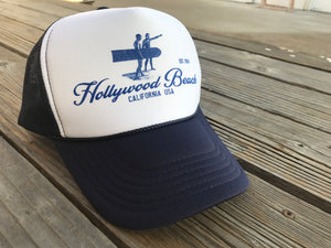 Hollywood Beach Trucker Hat