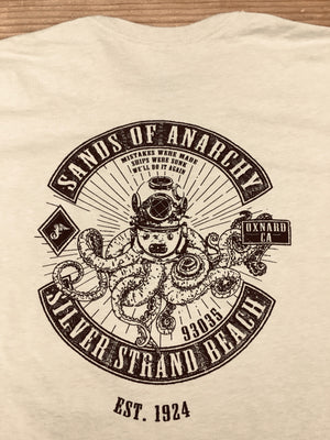 Sands of Anarchy: Silver Strand Beach
