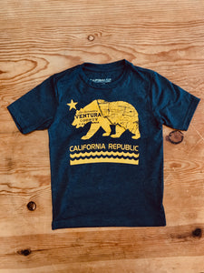 California Bear Ventura County Youth Tshirt