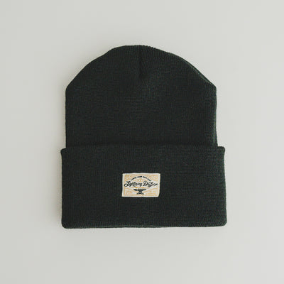 Legend Beanie - Black