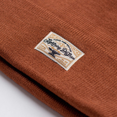Legend Beanie - Brown