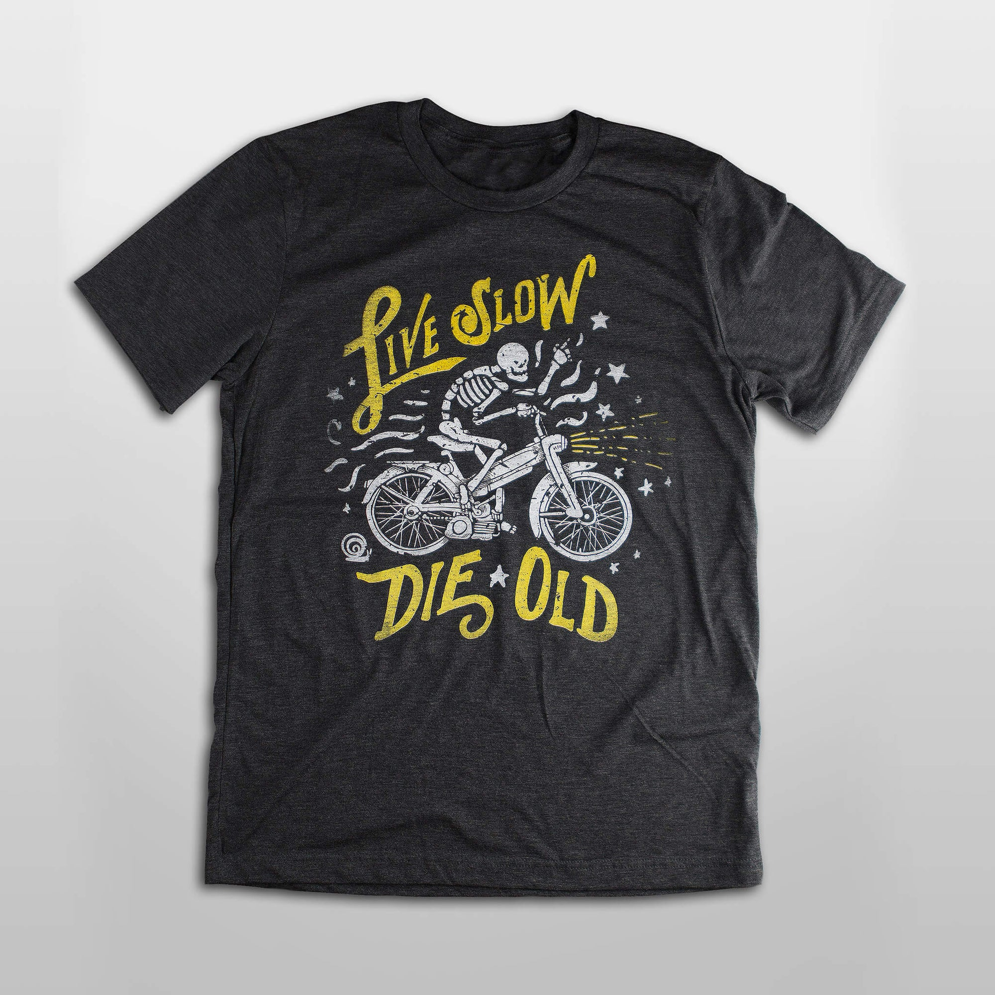 Live Slow Die OLD Tee