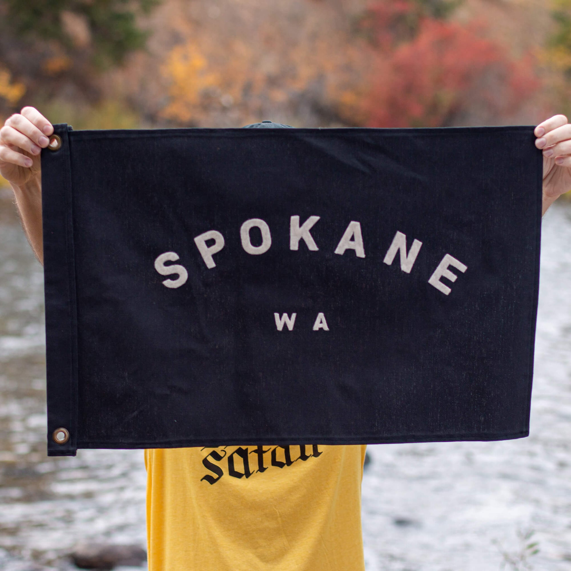 Spokane Flag