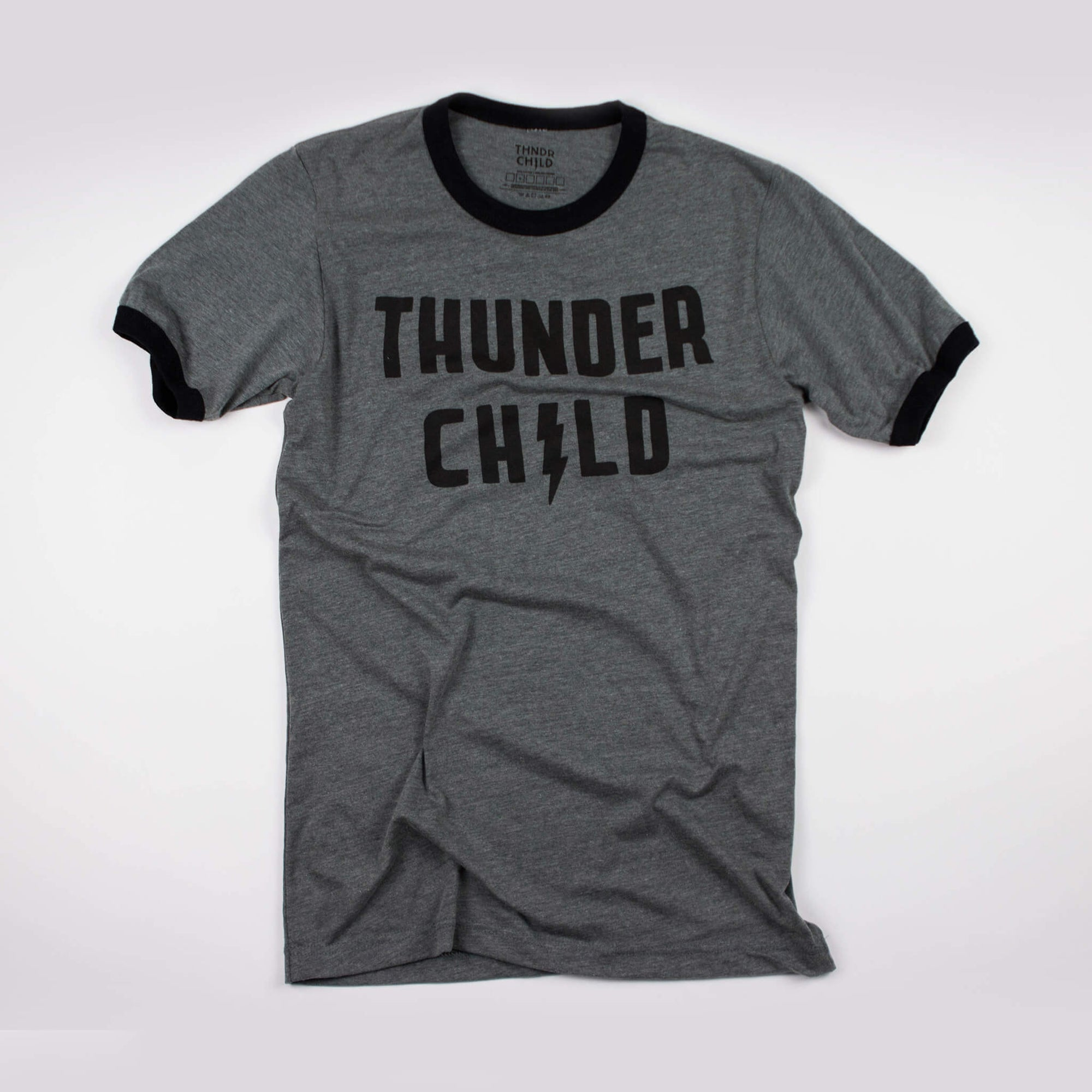 Thunder Child Ringer Tee