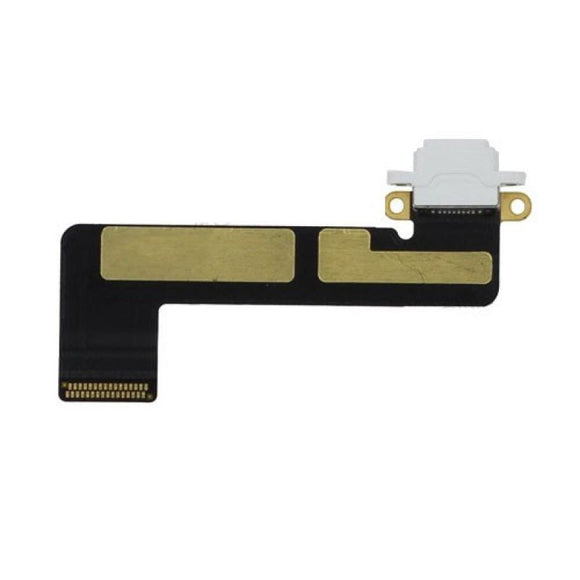 iPad Mini USB Charging Port Flex Cable - White