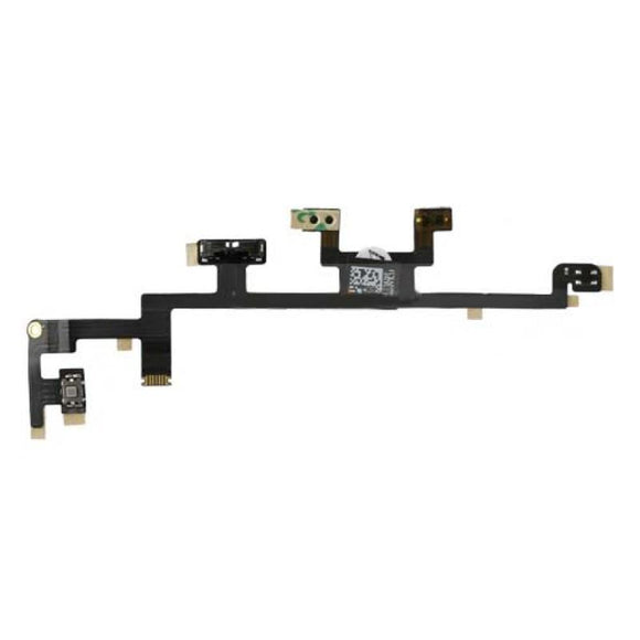 iPad 4 Power - Mute - Volume Button Flex Cable