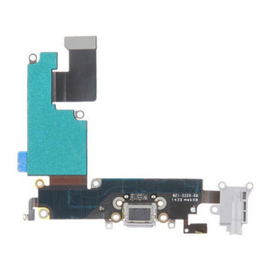 iPhone 6 Plus OEM Charging Port Flex Cable - Gray