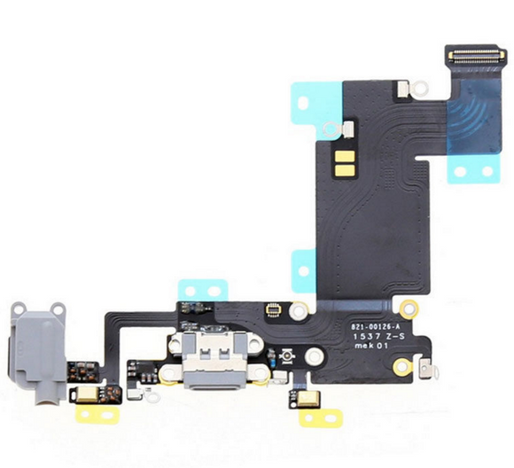 iPhone 6s Plus OEM Charging Port Flex Cable - Gray