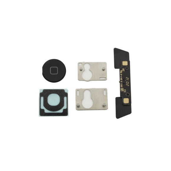 iPad 2 Home Button Assembly - Black