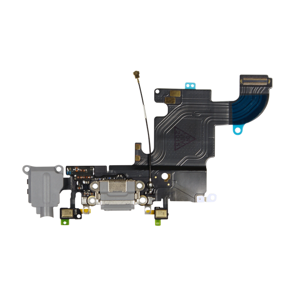 iPhone 6s OEM Charging Port Flex Cable - Gray
