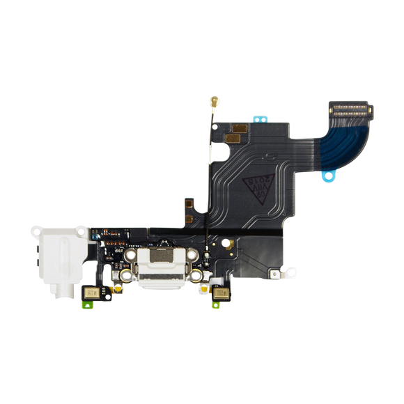 iPhone 6s OEM Charging Port Flex Cable - White