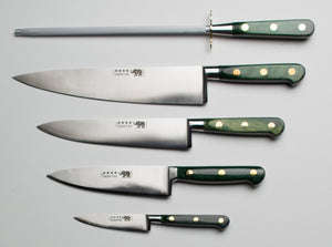 Thiers-Issard Four-Star Elephant Sabatier Knives