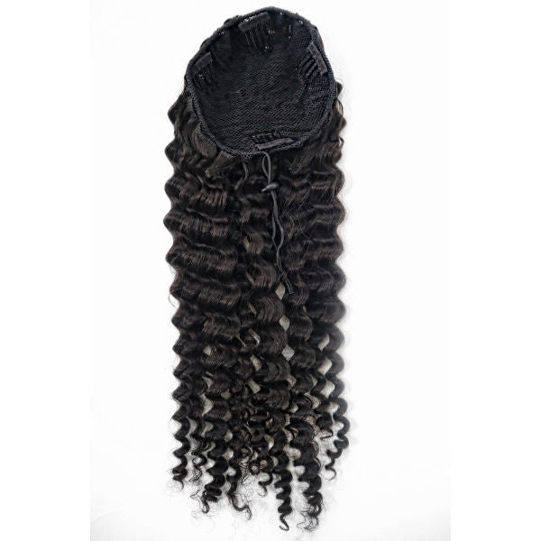 Ponytail Indian Curly (100g)