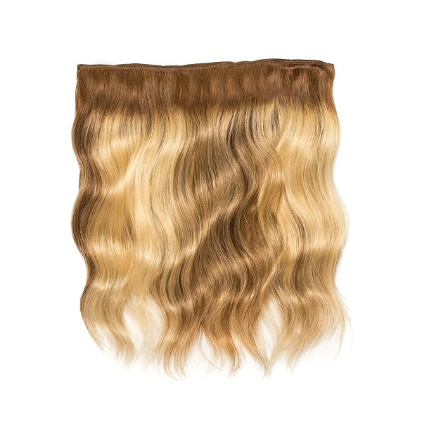 Blonde Swirl Wavy Bundle