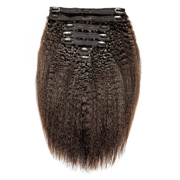 Brazilian Kinky Straight Clips (200g)