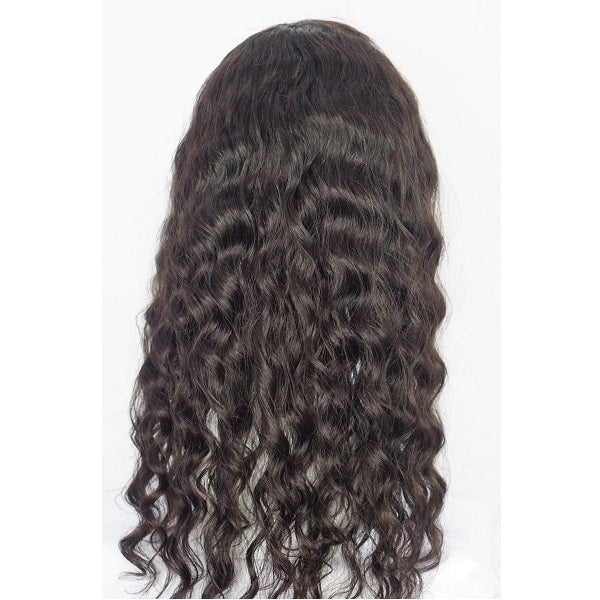 Full Lace Wig Indian Wavy