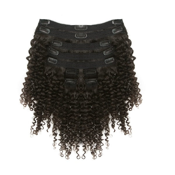 Brazilian Curly Clips (200g)