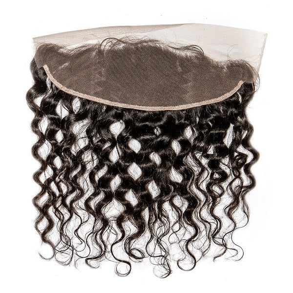 Indian Curly Frontal (13x4)