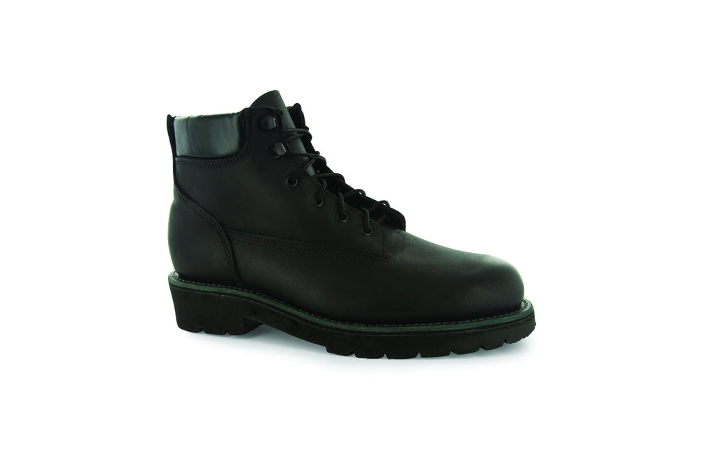 Livingston Steel Toe Black
