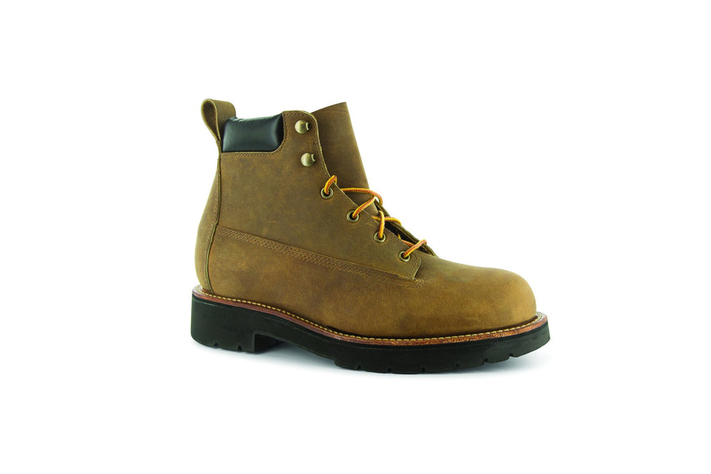 Livingston Steel Toe Tan