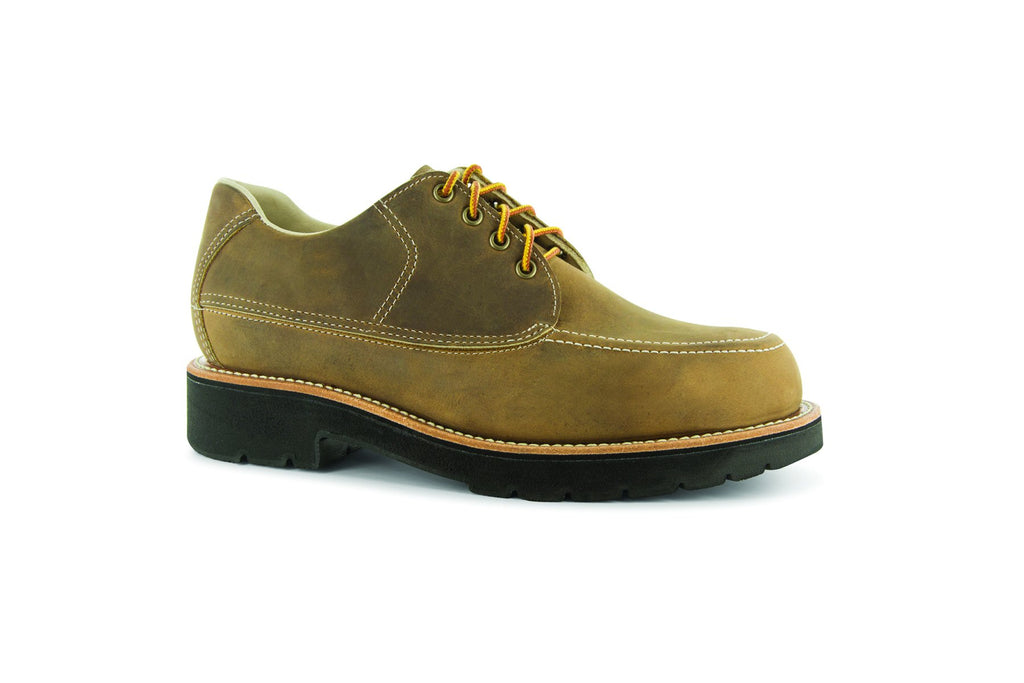 Orleans Steel Toe Tan