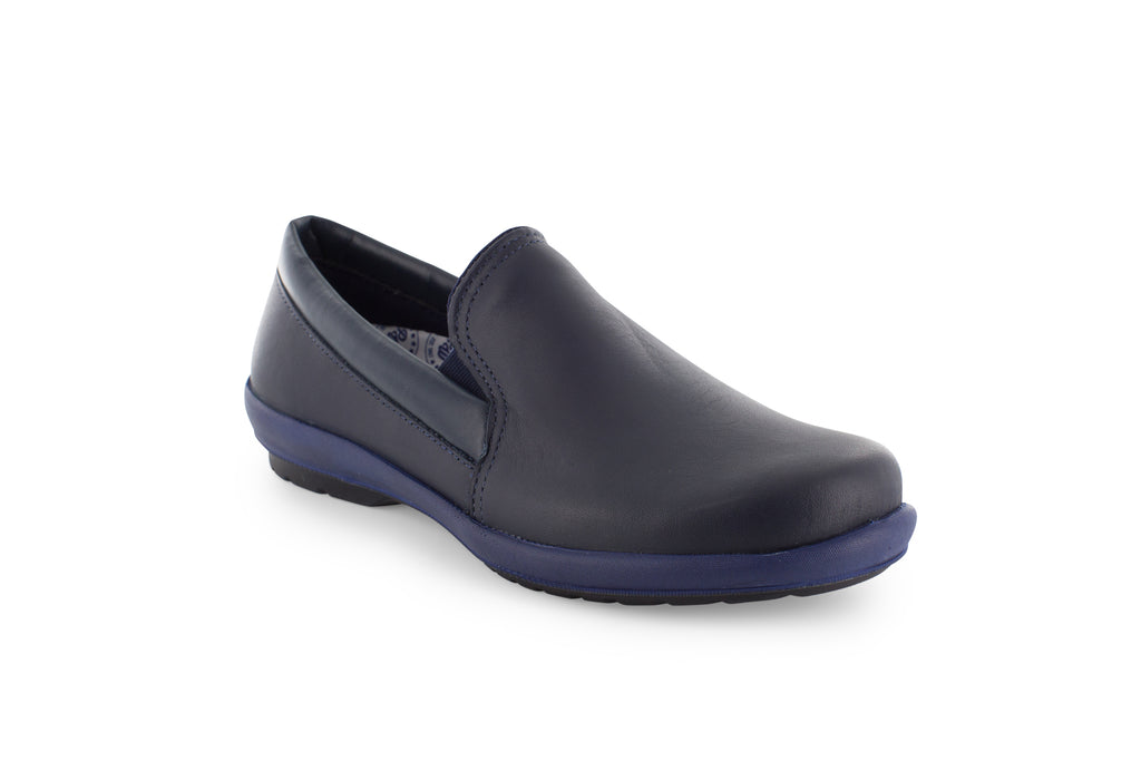 Airloft Pro Slip On - Navy/Navy