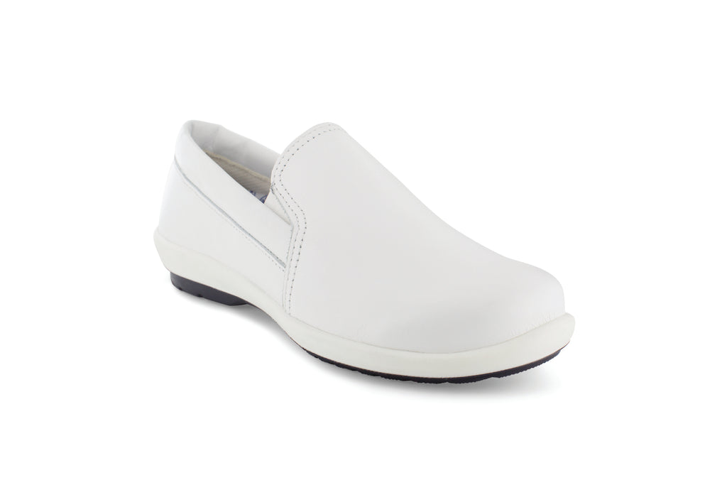 Airloft Pro Slip On - White/White