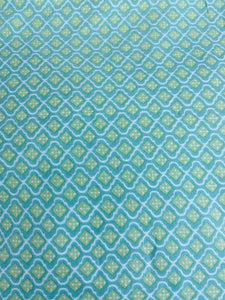 Cotton Camrik 44 inches width-Sea Green