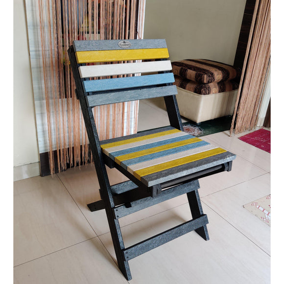 Eco Azure Folding Chair-Furniture-Econiture-Multicolor-Saryuhomes