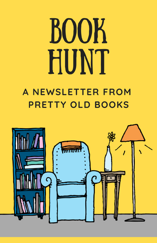 Book Hunt Newsletter