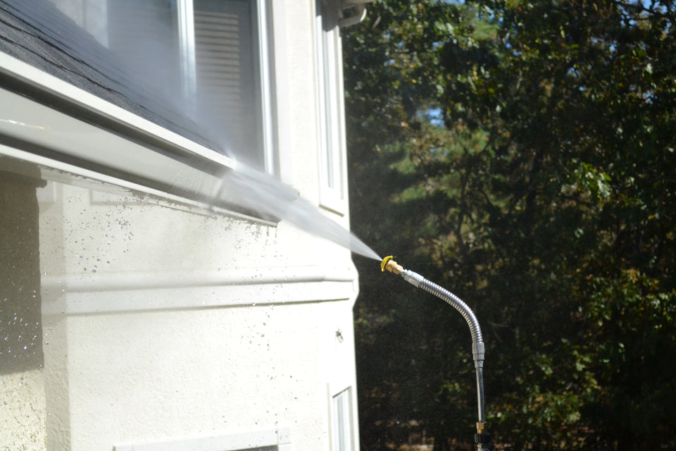 Spray-Flex on gutters