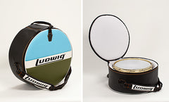 Ludwig 14x6.5 Atlas Classic Snare Drum Bag