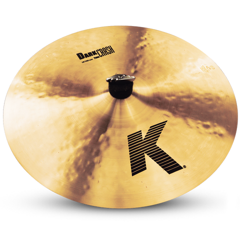 "Zildjian 16"" K Dark Crash Thin"