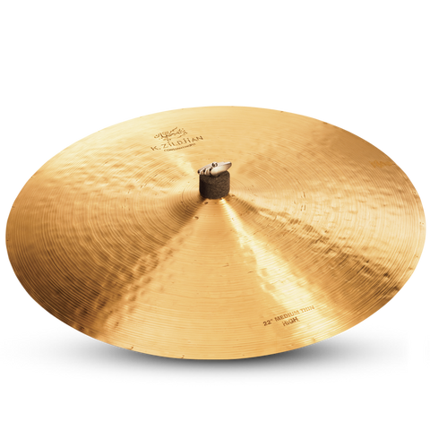 "Zildjian 22"" K Const Ride Med Thin High"