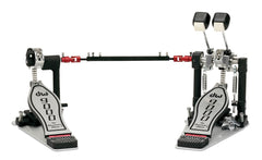 DW 9002 Double Pedal W/ Case