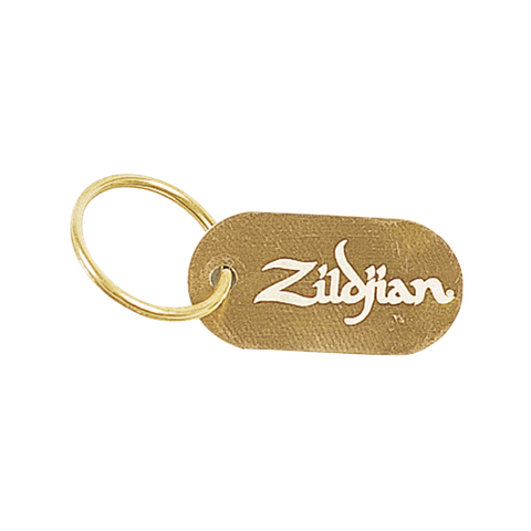 Zildjian Dog Tag Key Chain