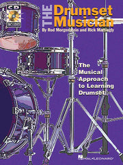 The Drumset Musician Book / CD Front Cover