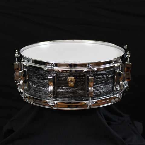 Ludwig Classic Maple 5x14 Snare Vintage Black Oyster