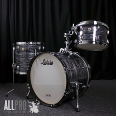 Ludwig Legacy Classic Vintage Black Oyster