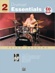 Drumset Essentials,Vol 2 Book/Cd