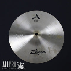 "Zildjian 10"" Avedis Spalsh Used -Top"