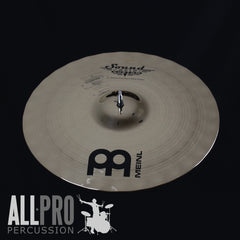"Meinl 14"" Soundcaster Custom Medium Soundwave Hihats - Floor Model"
