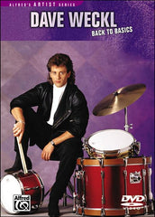 Dave Weckl Back To Basics Dvd